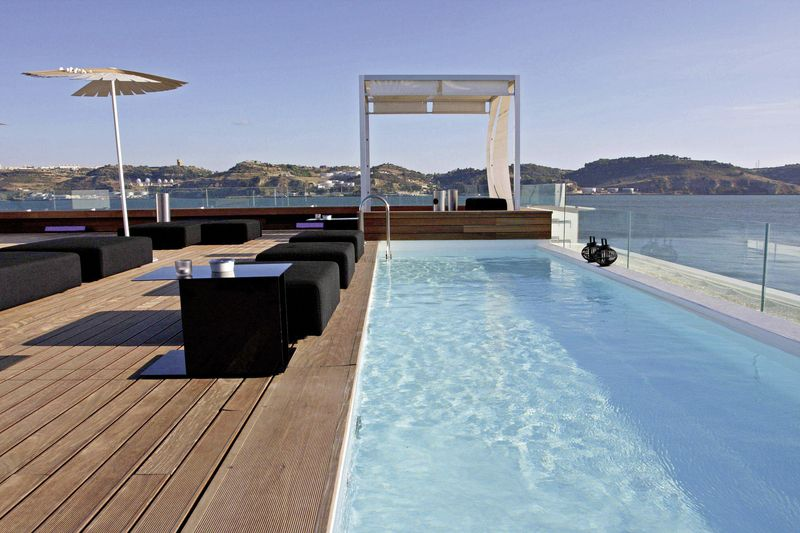 Altis bel m hotel spa lissabon buchen bei dertour for Stylische hotels