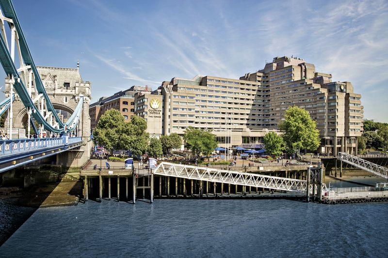 Hotel London Nahe Tower Bridge
