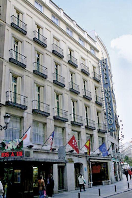 Hotel moderno madrid buchen bei dertour for Hotel moderno madrid booking