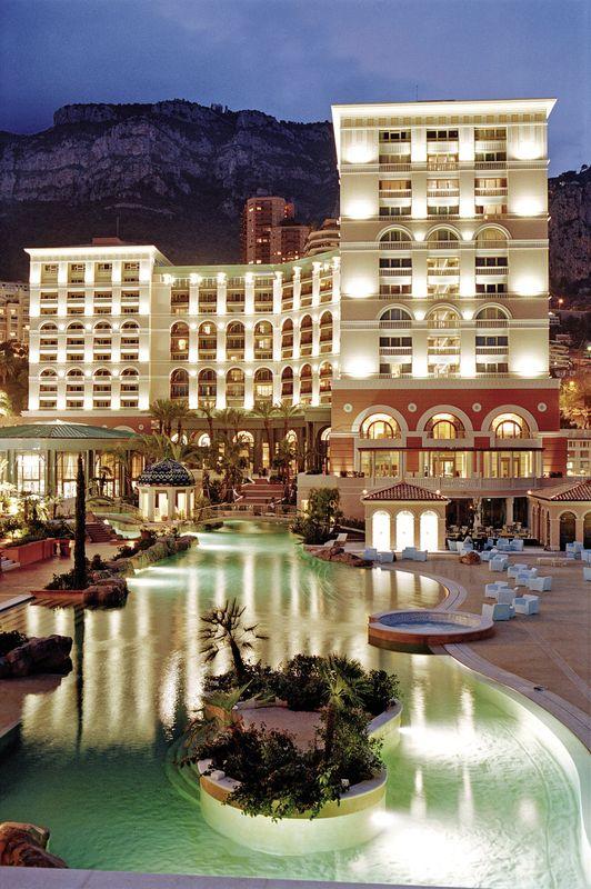 monte carlo bay hotel resort monte carlo buchen bei dertour. Black Bedroom Furniture Sets. Home Design Ideas