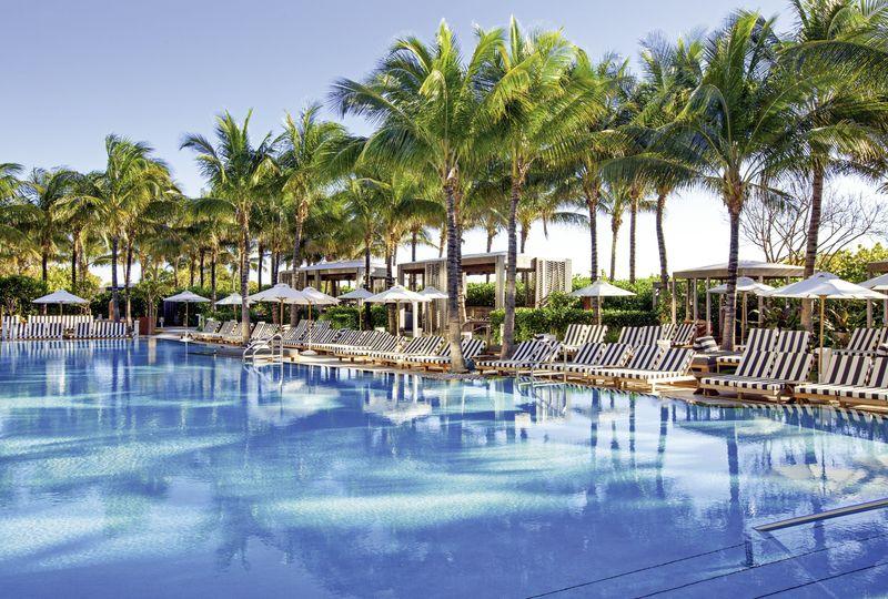 W south beach miami south beach buchen bei dertour for Trendige hotels