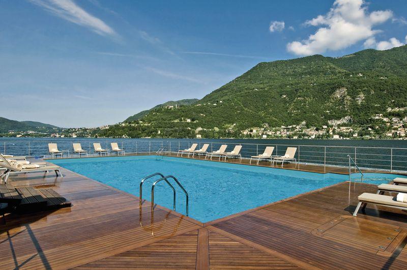 Castadiva resort spa blevio buchen bei dertour - Casta diva resort ...