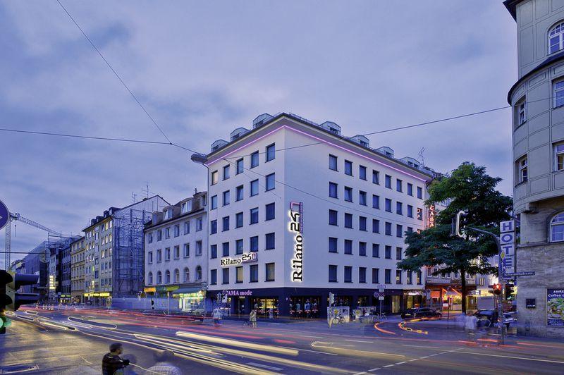 Rilano   Hotel Munchen City