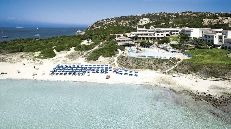 Grand Hotel Capo Testa Sardinien
