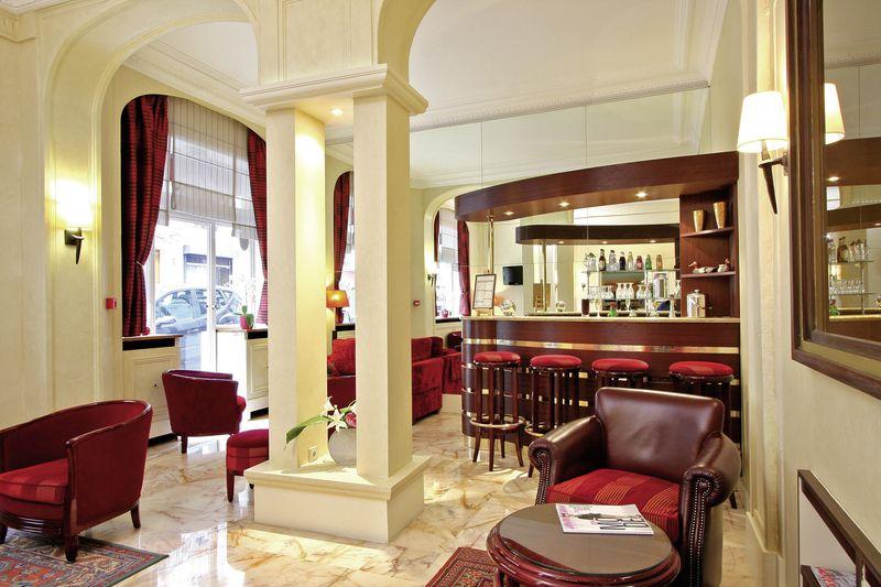 hotel relais du pr paris buchen bei dertour. Black Bedroom Furniture Sets. Home Design Ideas