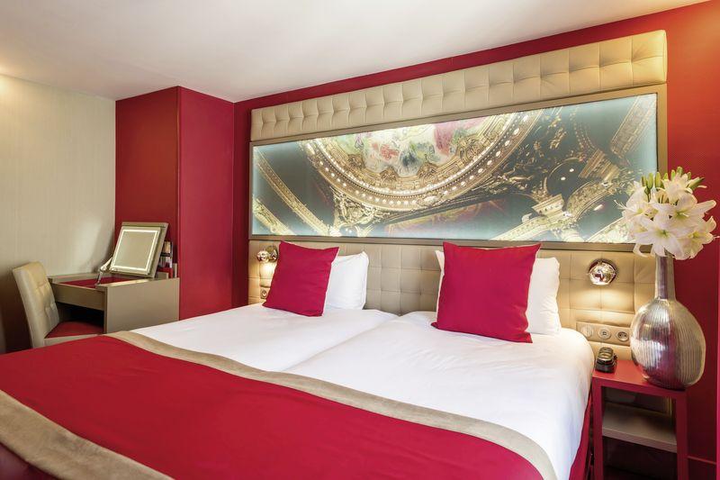 Hotel r gina op ra paris buchen bei dertour for Hotel regina opera paris