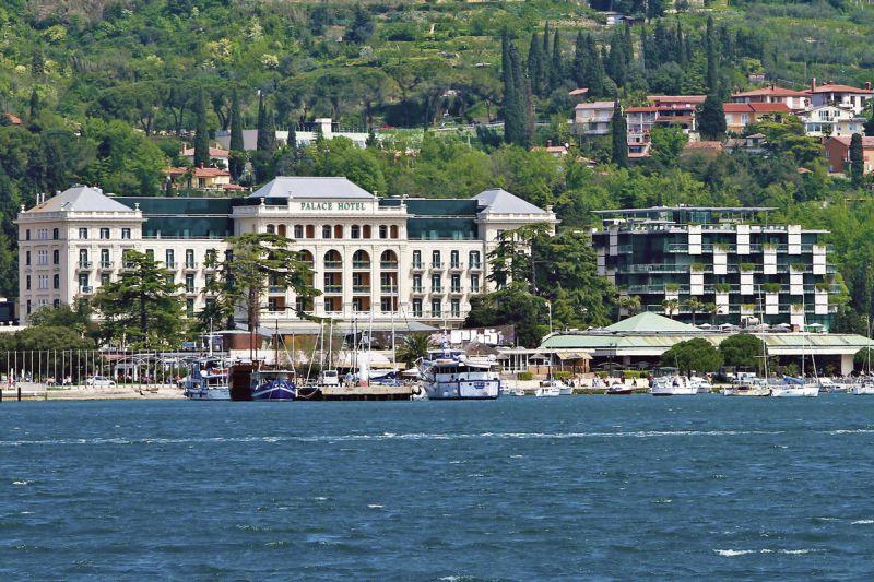 Kempinski palace portoroz portoroz buchen bei dertour for Design hotel slowenien
