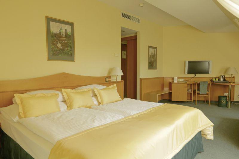 Unterkunft Prag Western Hotel