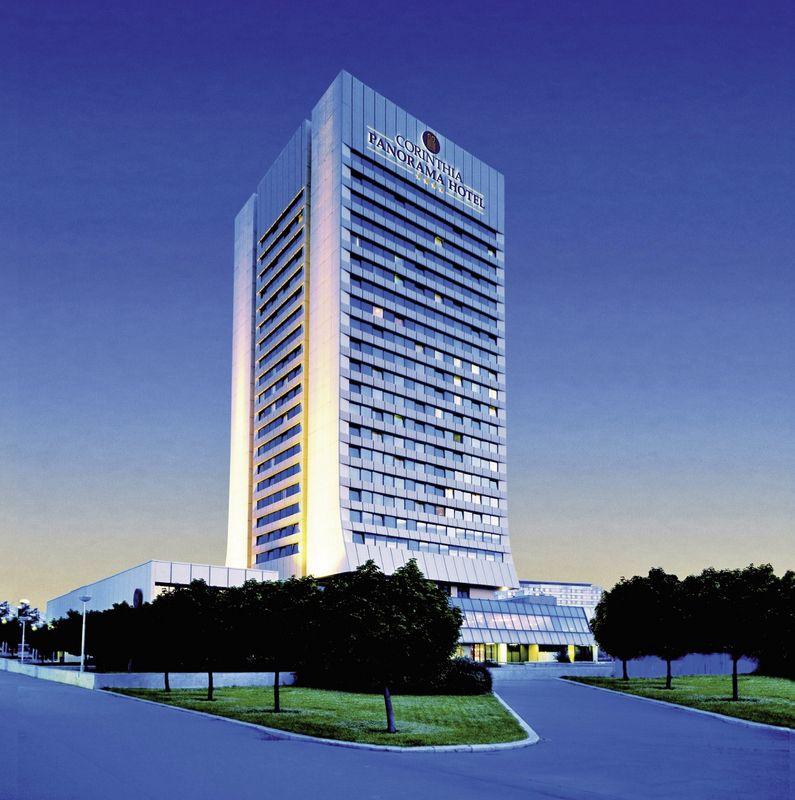 Panorama hotel prague prag buchen bei dertour for Hotel panorama hotel