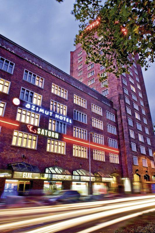Azimut hotel cologne k ln buchen bei dertour for Moderne hotels nrw