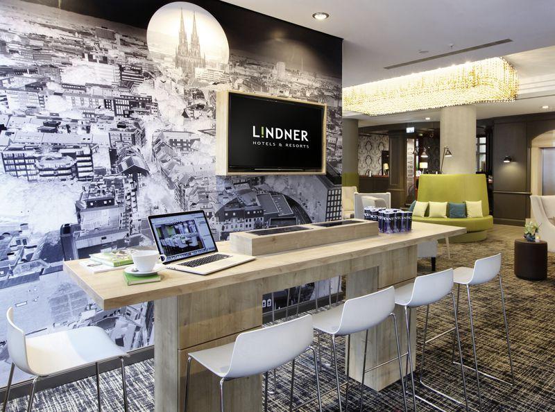 Lindner Hotel Koln Friesenplatz
