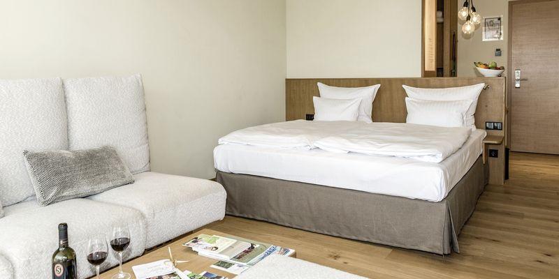 Baby kinder bio resort ulrichshof rimbach buchen bei for Modernes familienhotel