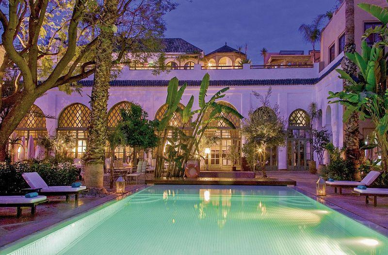 Les jardins de la medina marrakesch buchen bei dertour for Le jardin de la medina
