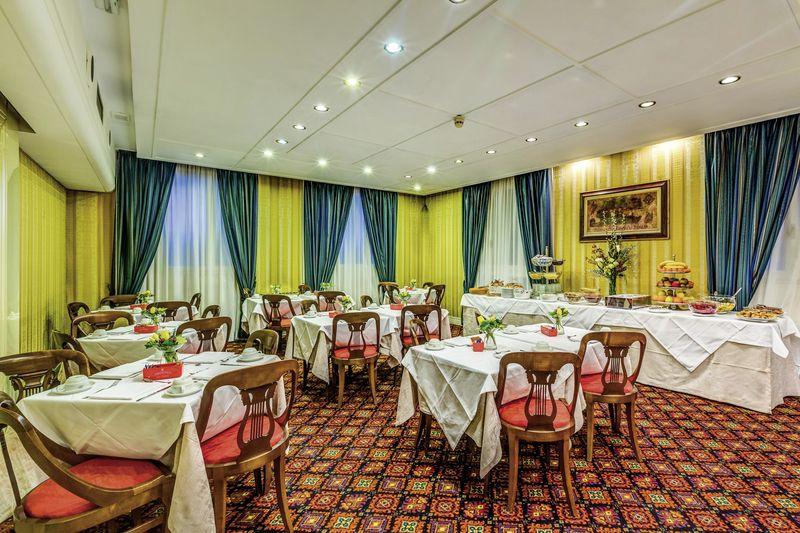 Hotel Atlante Star Rom Restaurant