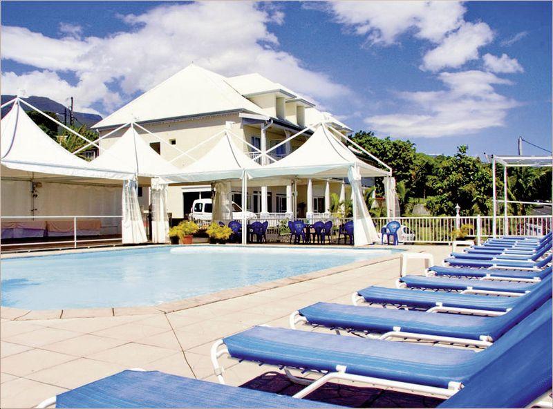 Hotel Sainte Rose La Reunion