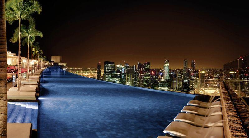 Marina Bay Sands Buchen