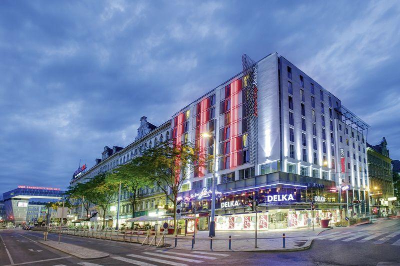 Wien Reise Mit Bahn Und Hotel