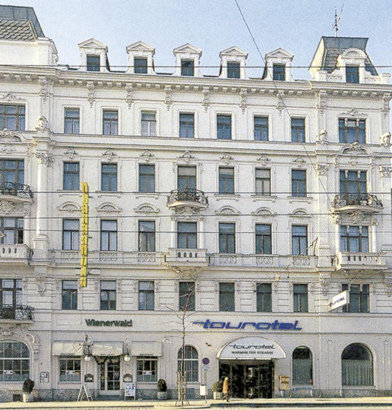 Hotel Wien Westbahnhof Nahe