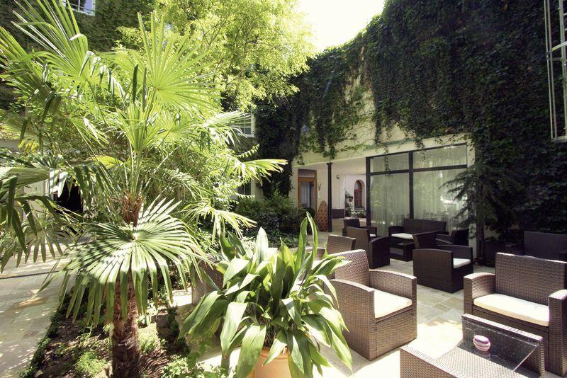 Boutiquehotel stadthalle wien buchen bei dertour for Boutique hotel vienna
