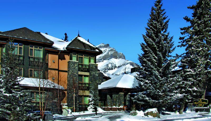 Delta Hotel Calgary Restaurant