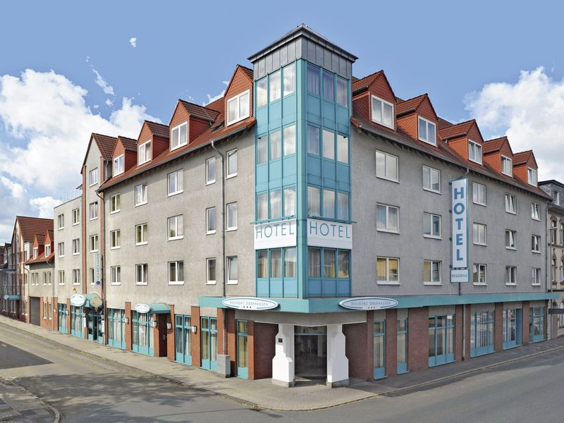 Hotel Residenz Oberhausen Restaurant