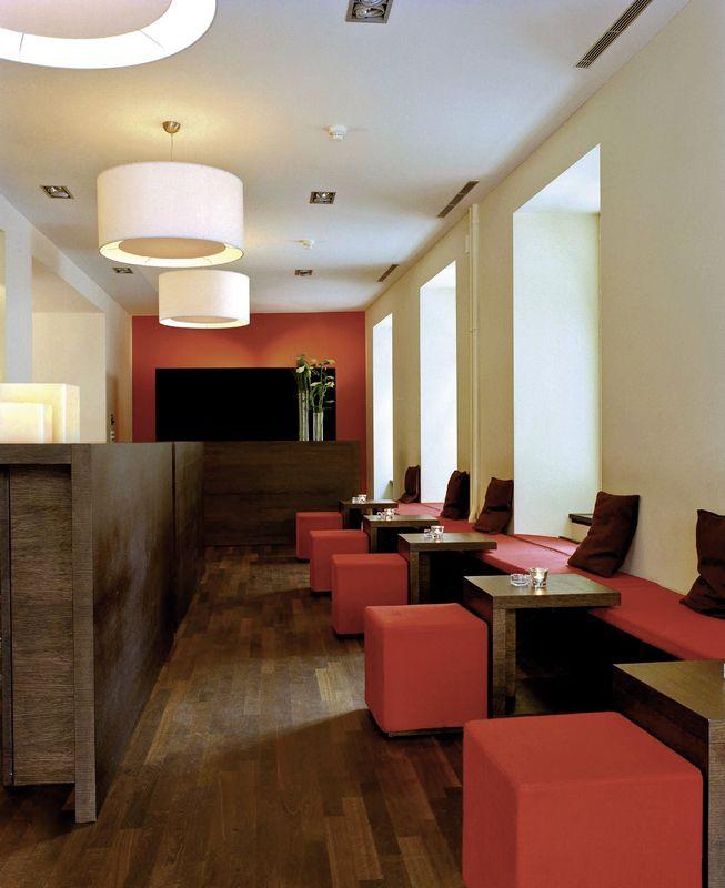 Designhotel plattenhof z rich buchen bei dertour for Designhotel plattenhof