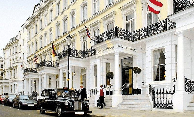 K Und K George Hotel London