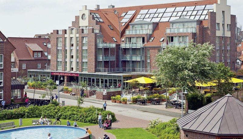 Hotel atlantic juist insel juist buchen bei dertour for Design hotel juist