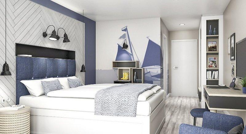k stenperle strandhotel spa b sum buchen bei dertour. Black Bedroom Furniture Sets. Home Design Ideas