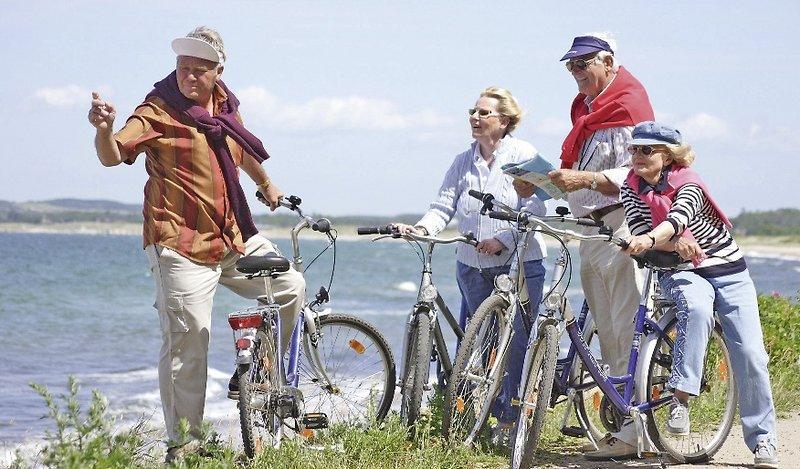 Weissenhäuser Strand Senioren Urlaub - Weissenhäuser
