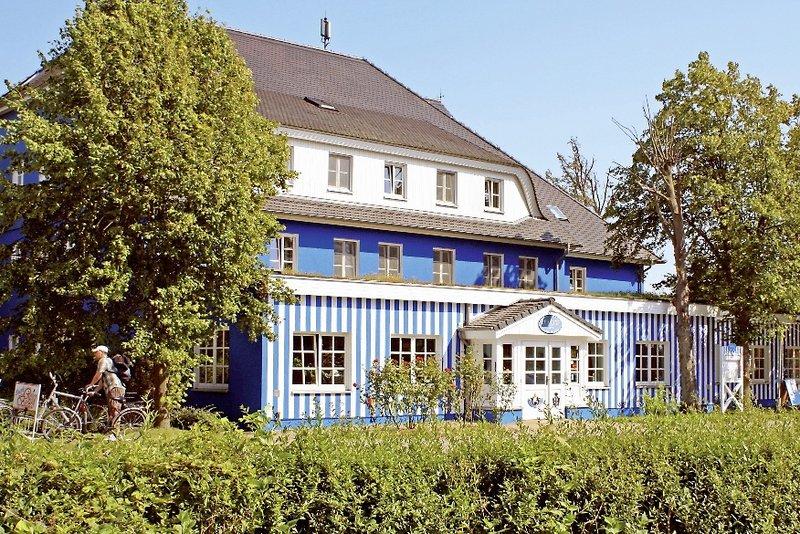 Ostseehotel HAUS ANTJE Ahrenshoop buchen bei DERTOUR