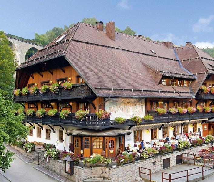 Best Western Hotel Hofgut Sternen Schwarzwald