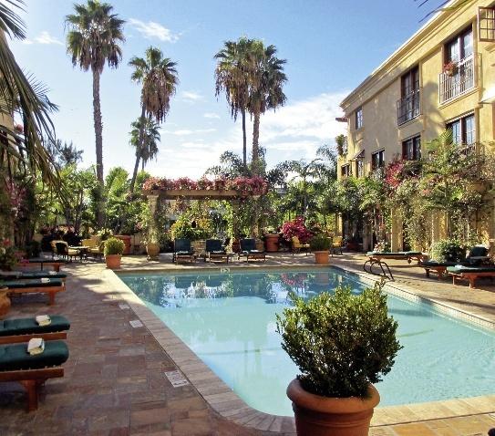 Best Western Plus Sunset Plaza Hotel Los Angeles