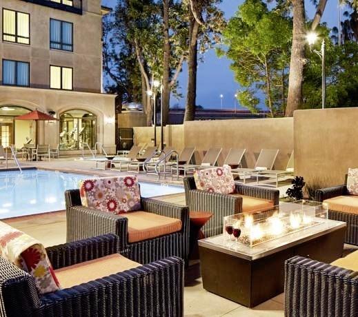 Hilton Garden Inn Old Town San Diego Buchen Bei Dertour