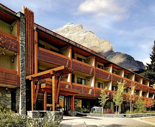 Banff Aspen Lodge Banff Buchen Bei Dertour