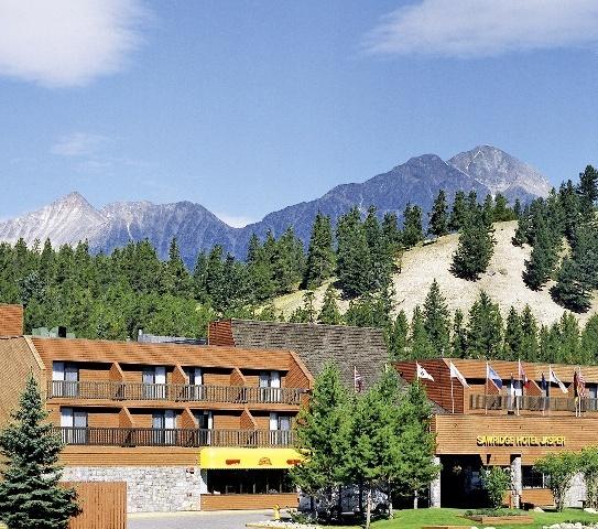 Sawridge Hotel Jasper Spa