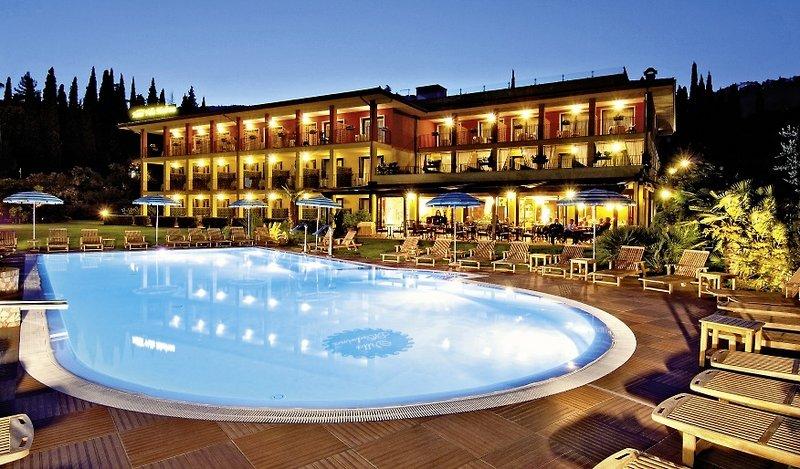 Hotel Villa Madrina Garda Italien