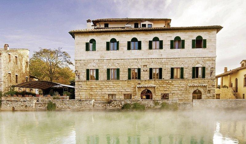 Albergo le terme bagno vignoni buchen bei dertour - Albergo le terme bagno vignoni ...