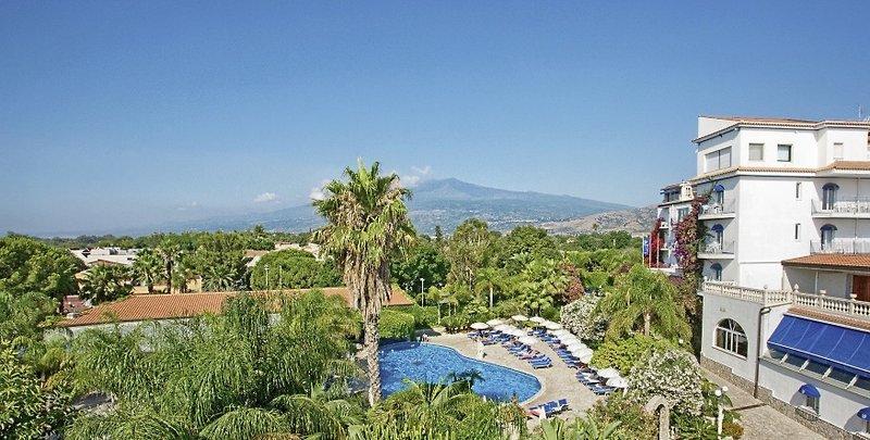 Hotel Sant Alphio Garden Giardini Naxos Buchen Bei