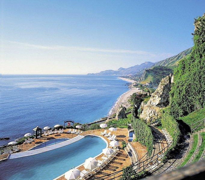 Baia Taormina Grand Palace Hotel