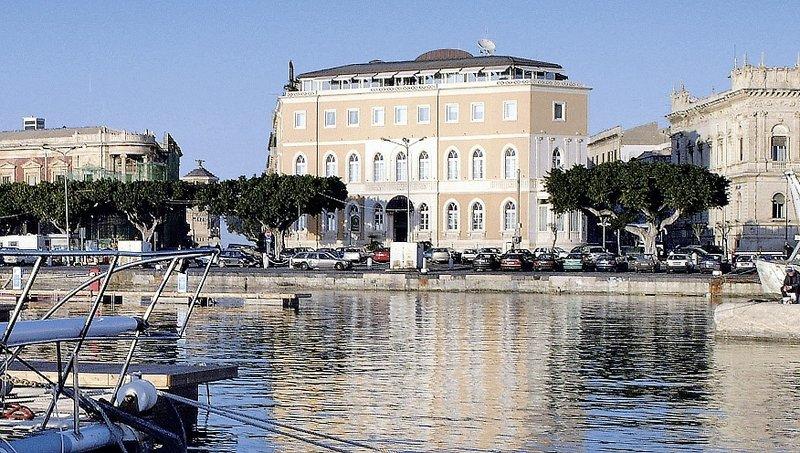 grand hotel ortigia syrakus buchen bei dertour