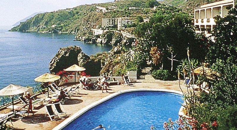 Hotel Giardino Sul Mare A Lipari