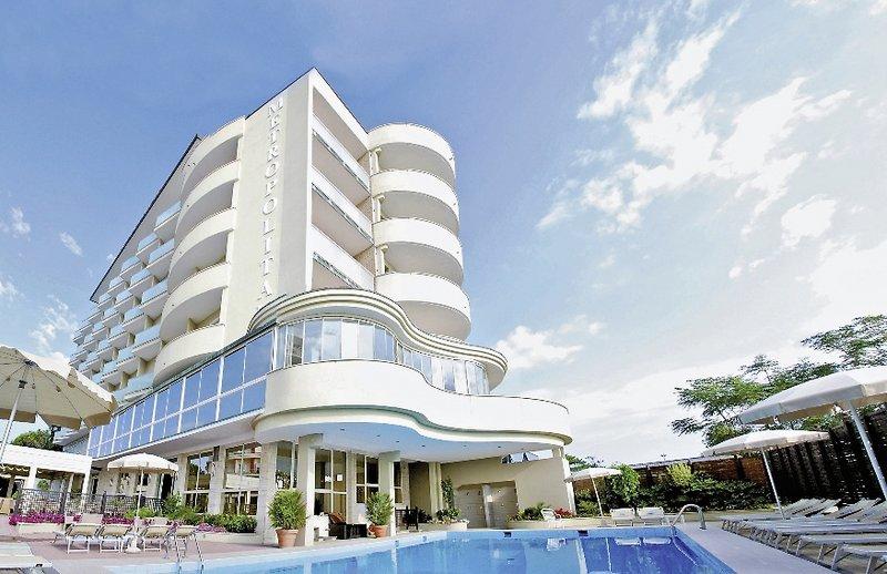 Hotel Metropolitan Beach Italien