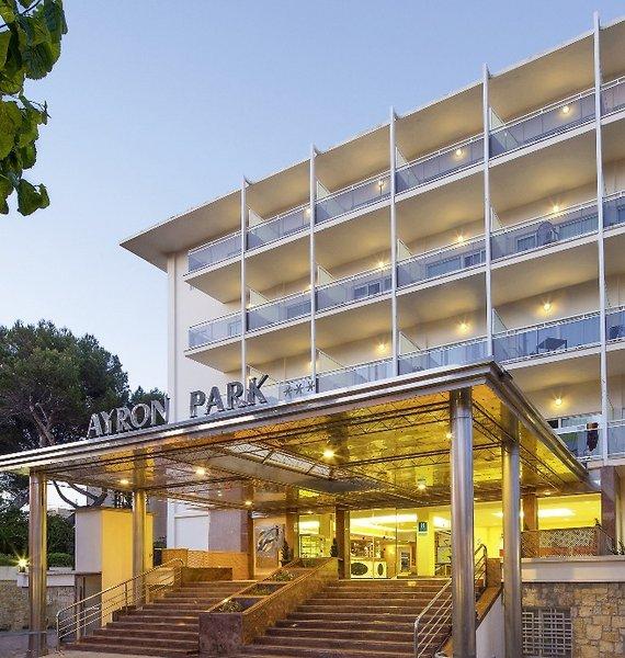 Hotel Ayron Park Buchen