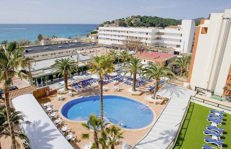 Hotel Linda Playa Paguera