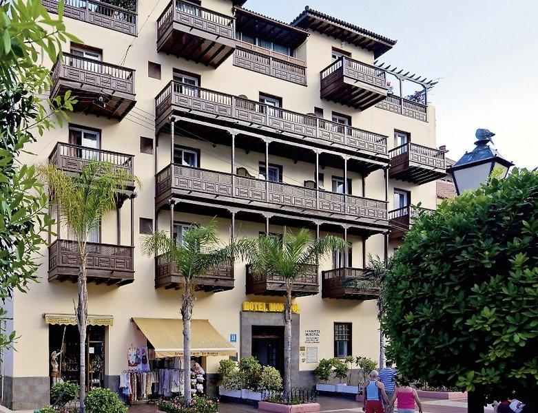 Hotel monopol puerto de la cruz buchen bei dertour - Monopol hotel puerto de la cruz ...