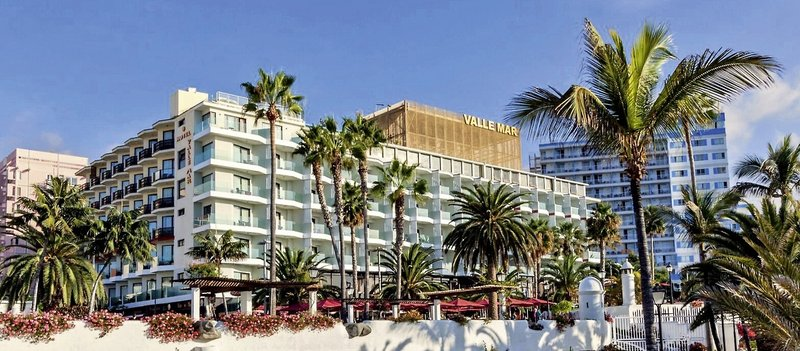 Hotel valle mar puerto de la cruz buchen bei dertour - Hotel vallemar puerto de la cruz ...