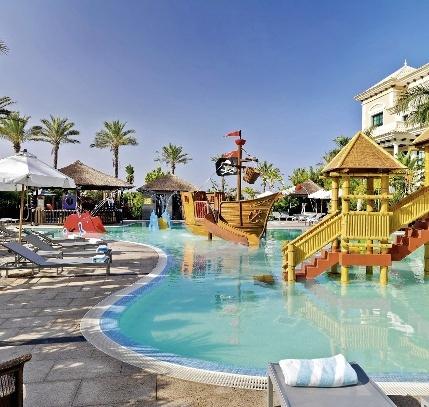 Hotel red level at gran melia palacio de isora guia de isoria buchen bei dertour - Hotel gran palacio de isora ...