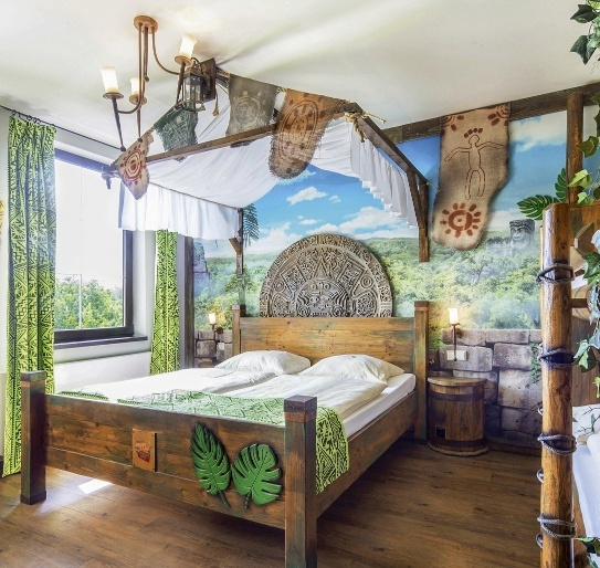heide park abenteuerhotel soltau buchen bei dertour. Black Bedroom Furniture Sets. Home Design Ideas