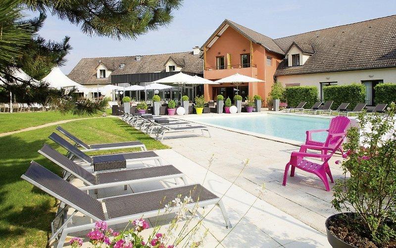 Hotel Restaurant Le Dracy